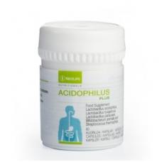 Acidophilus Plus - mitybos papildas su pieno bakterijomis (60 kapsulių)