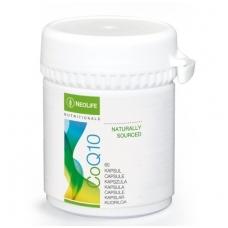 """CoQ10 - """"NeoLife"""" kofermento Q10 mitybos papildas (60 kapsulių)"""