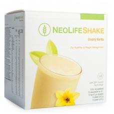 """NeoLifeShake - """"NeoLife"""" baltyminis kokteilis vanilės skonio (15 pakelių po 42 g)"""