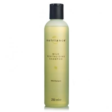 """Mild Revitalizing Shampoo - """"Nutriance"""" šampūnas Sausiems plaukams ir Jautriai galvos odai (250 ml)"""