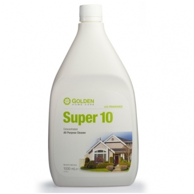 "SUPER 10 - ""NeoLife"" ""Golden"" Universali, trigubo poveikio valymo priemonė. Koncentratas (1 L)"