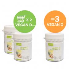 "Akcija "" 2+1"" Vegan D"