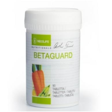 """Betaguard - """"NeoLife"""" mitybos papildas su cinku ir selenu (90 tablečių)"""