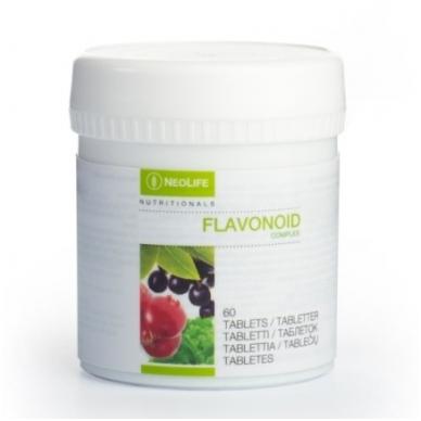"""Flavonoid Complex - """"NeoLife"""" mitybos papildas (60 tablečių)"""