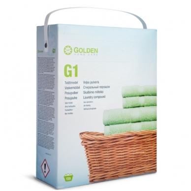 "G1 - ""NeoLife"" ""Golden"" Universalūs skalbimo milteliai Be Fosfatų (4.5 kg)"