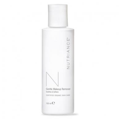 """Gentle Makeup Remover - """"Nutriance"""" Organic švelnus makiažo valiklis Visų Tipų odai (100 ml)"""