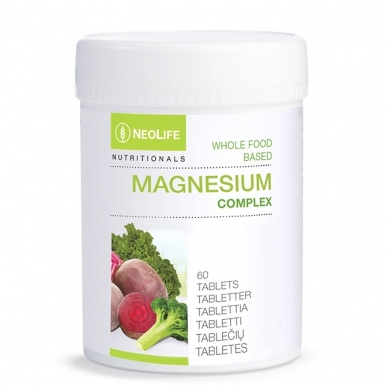 """""""Magnesium Complex"""" maisto papildas"""