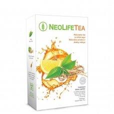"""NeoLifeTea - """"NeoLife"""" energizuojanti arbata su natūraliu kofeinu (15 pakelių po 3.6 g = 30 porcijų)"""