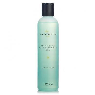 "Refreshing Bath & Shower Gel - ""Nutriance"" dušo gelis (250 ml)"