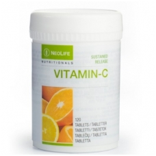 """Sustained Release Vitamin-C - """"NeoLife"""" mitybos papildas (120 tablečių)"""